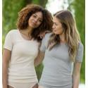 T-shirt femme 100% coton Bio