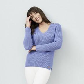 Pull femme laine et coton Bio Living Crafts