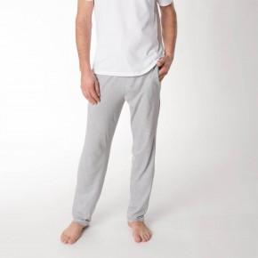 Pantalon de pyjama homme 100 % coton Bio Living Crafts