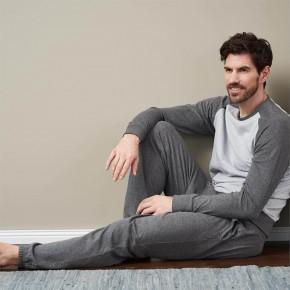 Pyjama homme 100 % coton Bio