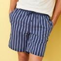 Pantalon court de nuit 100% coton Bio
