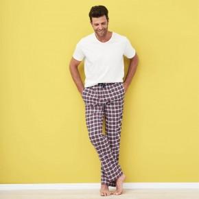 Pantalon de nuit homme 100 % coton Biologique