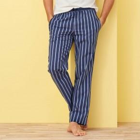 Pantalon de pyjama homme 100% coton Bio