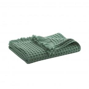 Serviette de bain 100% coton Biologique vert amande
