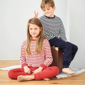 Pyjama enfant en coton Bio
