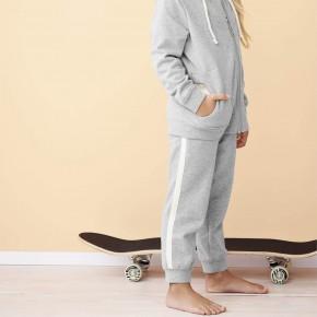 Pantalon de jogging enfant en coton bio