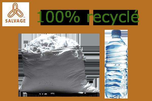 Salvage vêtements 100% recyclé